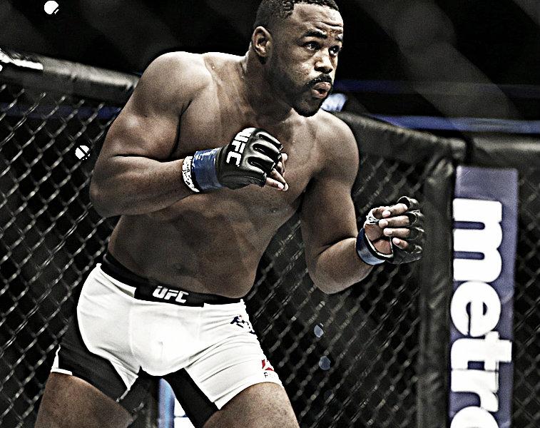 El último exaltado al SDLF de UFC
