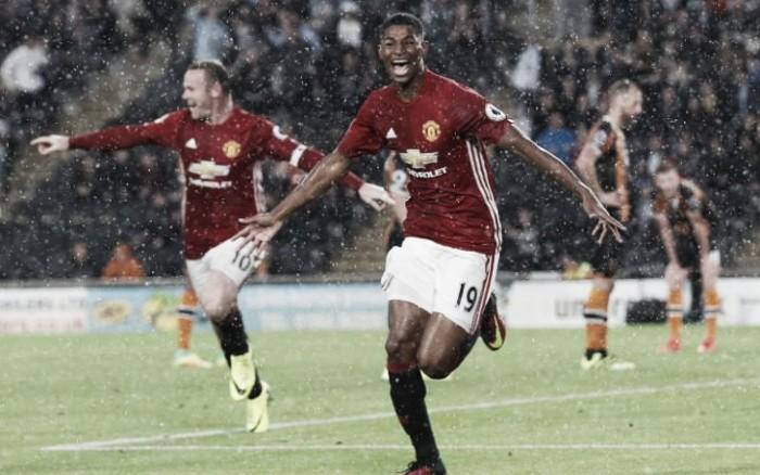 Hull City 0-1 Manchester United: United player ratings as Rashford grabs winner