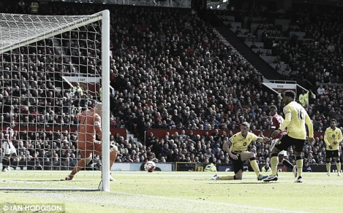 Manchester United 1-0 Aston Villa: Villans finally relegated as Rashford scores only goal of game