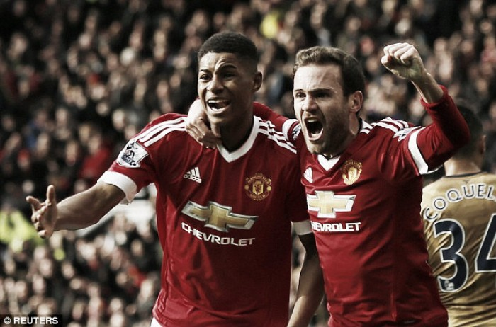 Mata urges Rashford to stay grounded