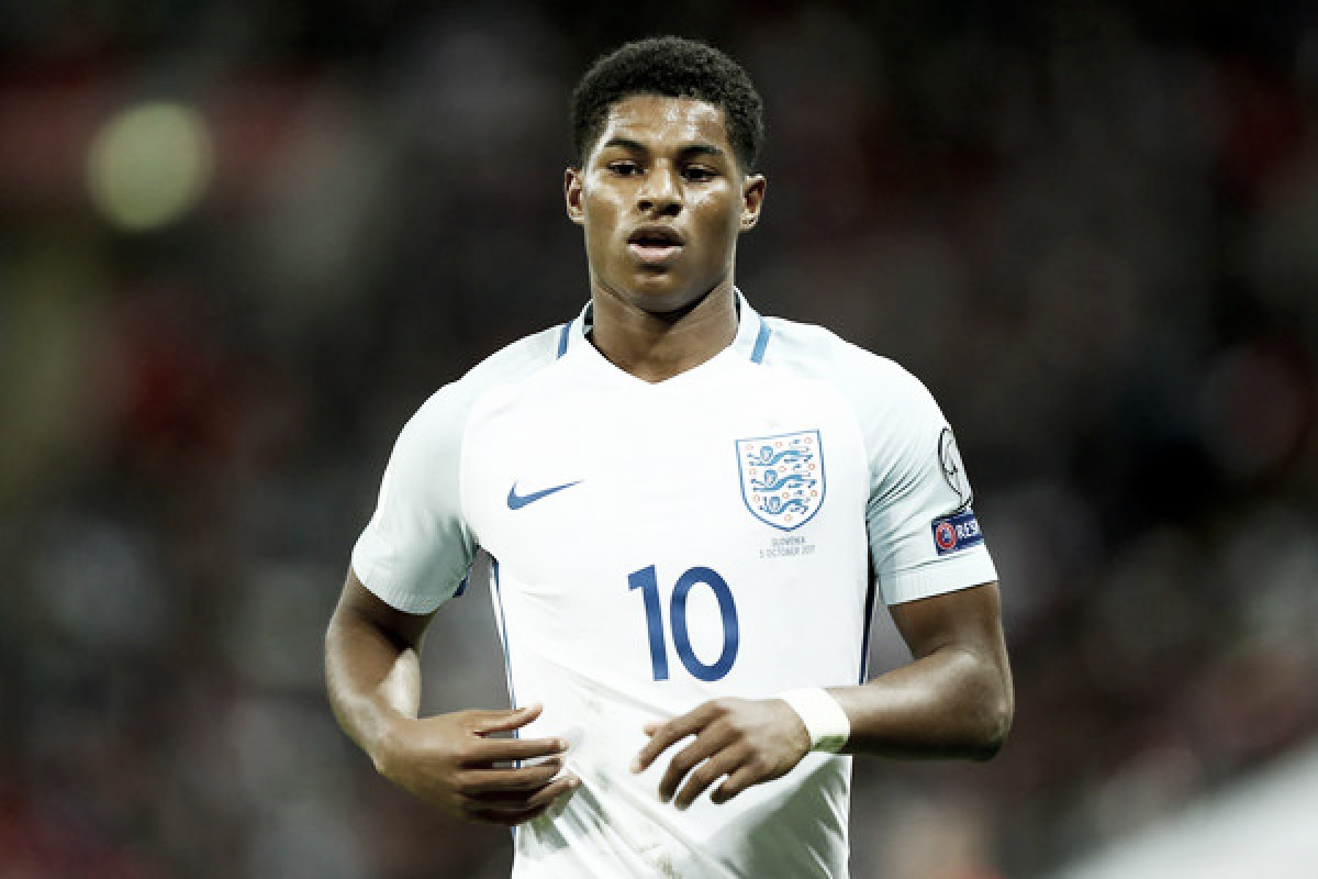 """Joven promesa de Inglaterra 2018: Marcus Rashford, el """"Third Lion"""" del siglo XXI"""