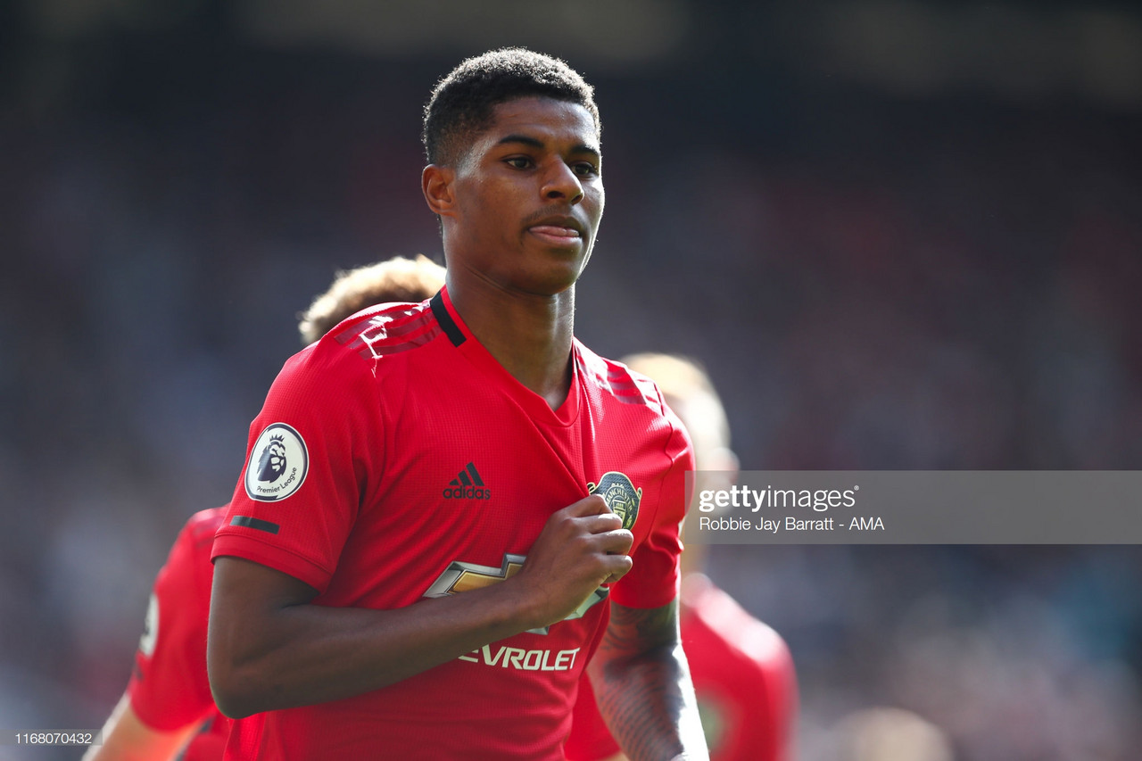 Manchester United 1-0 Leicester City: Rashford penalty gives Solskjaer crucial win