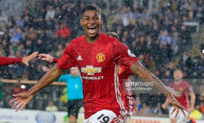 Marcus Rashford reveals hope to learn from Cristiano Ronaldo