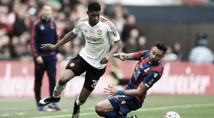 Reports: Marcus Rashford set to make England debut at 18