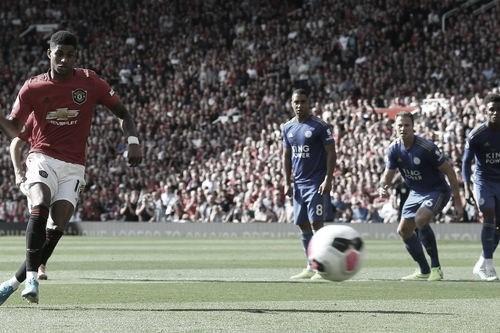 El United rentabiliza el tempranero gol de Rashford