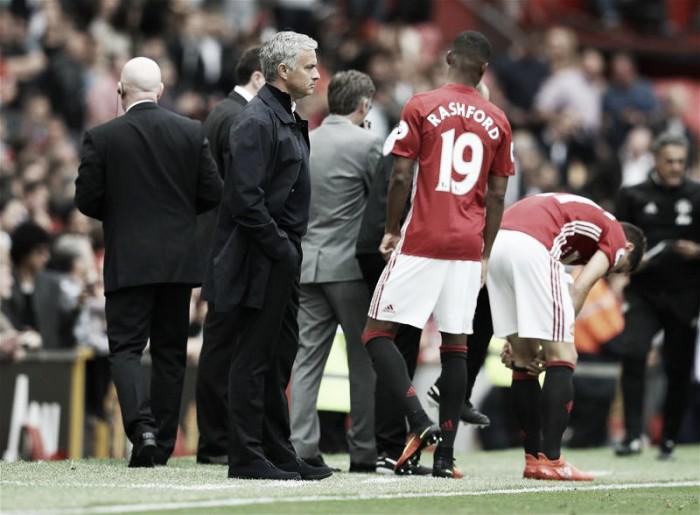 "Jose Mourinho to start ""absolutely brilliant"" Marcus Rashford against Feyenoord"