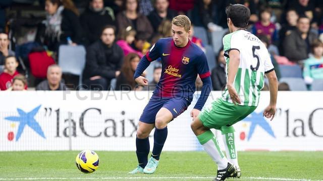 Racing de Santander - Barcelona B, así lo vivimos
