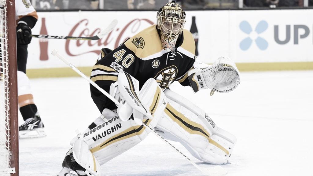 Rask podría renovar con los Bruins