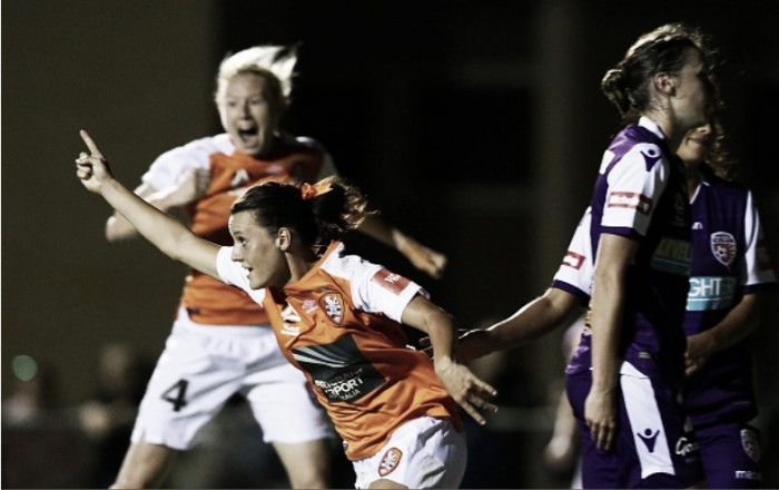 Westfield W-League Round 9 recap: Brisbane rolls over Perth to hold first place