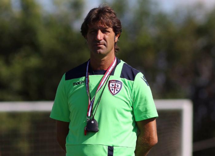 """Cagliari, terzo stop di fila. Rastelli: """"Ripartire da una prestazione discreta"""""""