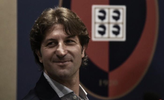"""Cagliari, Rastelli spiega: """"Guardo cosa fanno i miei colleghi e lavoro tanto"""""""