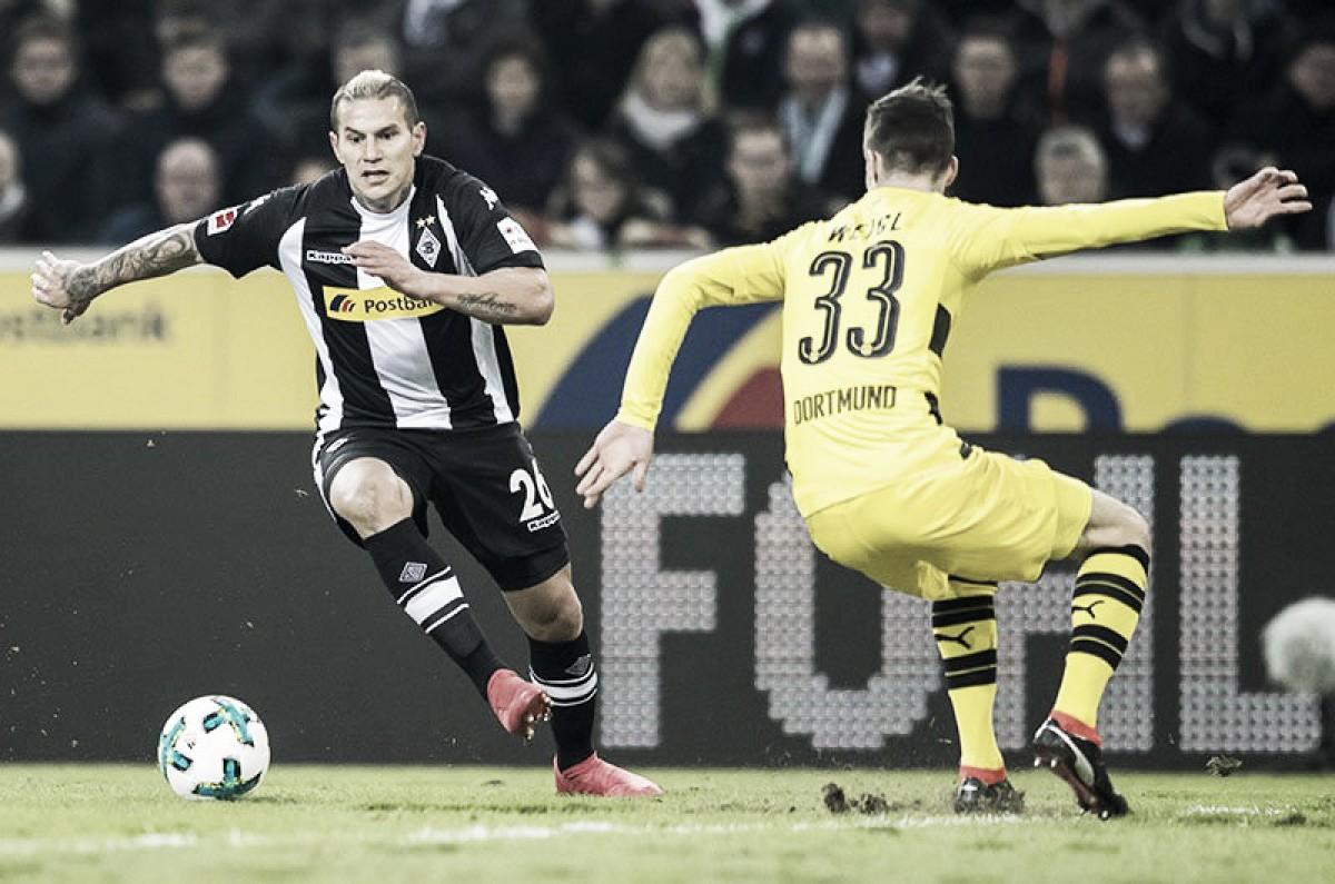 "Raúl Bobadilla analisa novo revés do Borussia Mönchengladbach: ""Precisamos olhar lado positivo"""