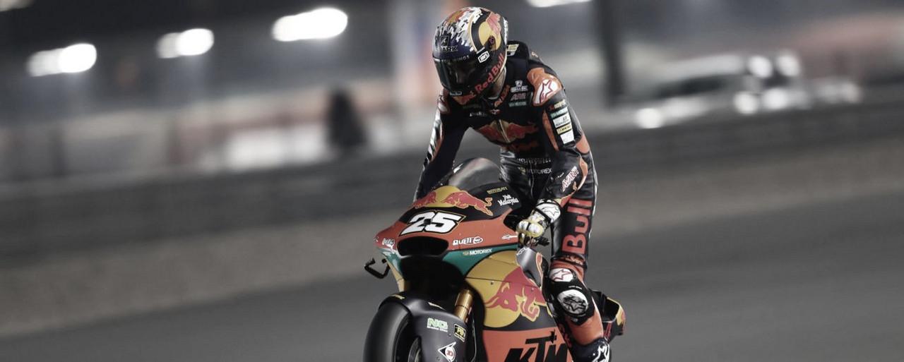 """Raúl Fernández: """"Estoy contento, me siento mejor en la moto"""""""