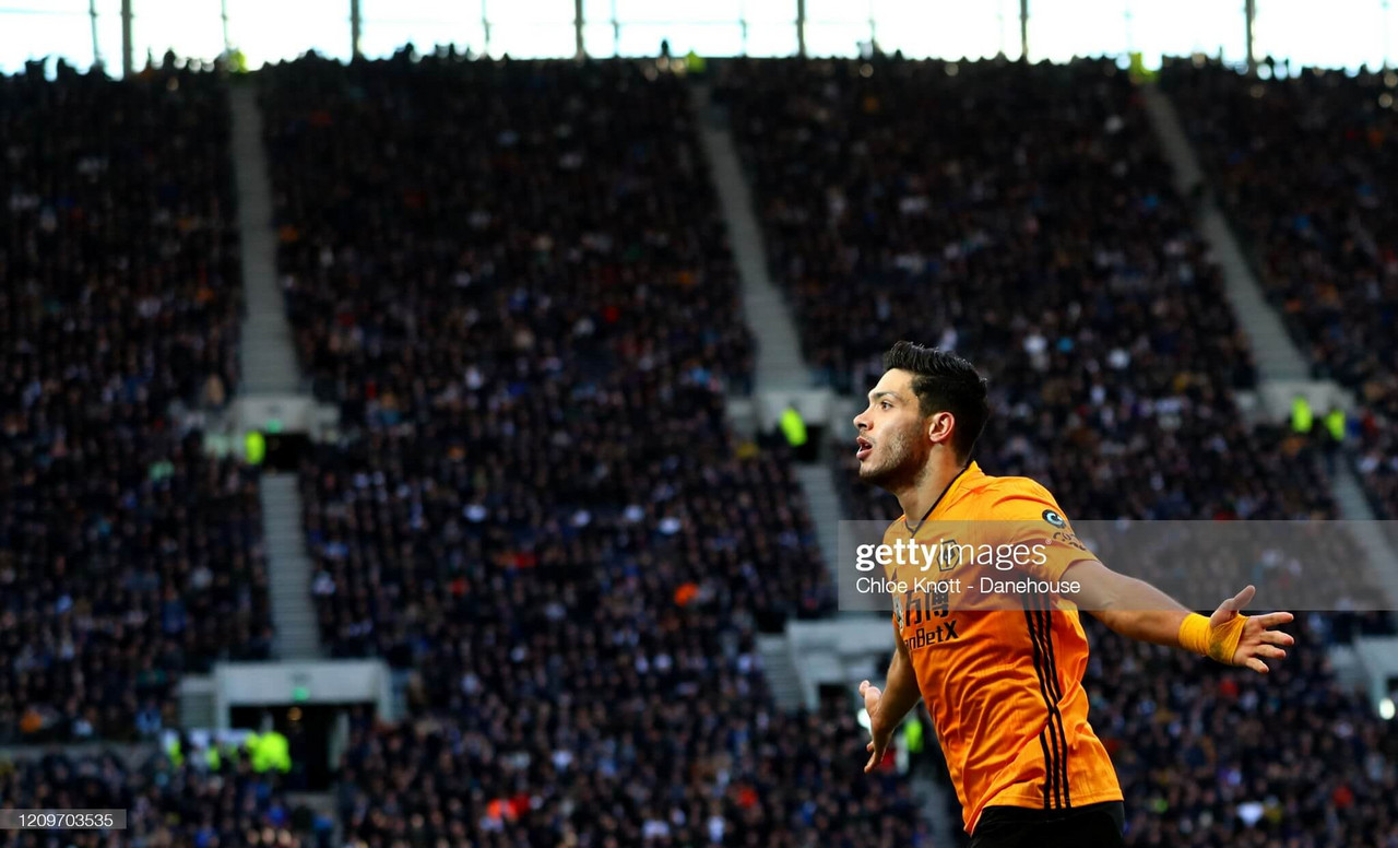 On This Day: Jimenez leads Wolves to last victory in front of supporters