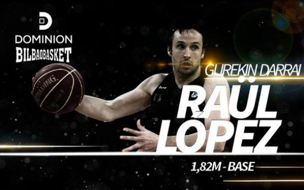 Raúl López seguirá un año más como 'hombre de negro'