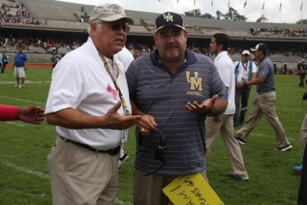 Coach de Pumas CU, satisfecho con el pase a los playoffs de ONEFA