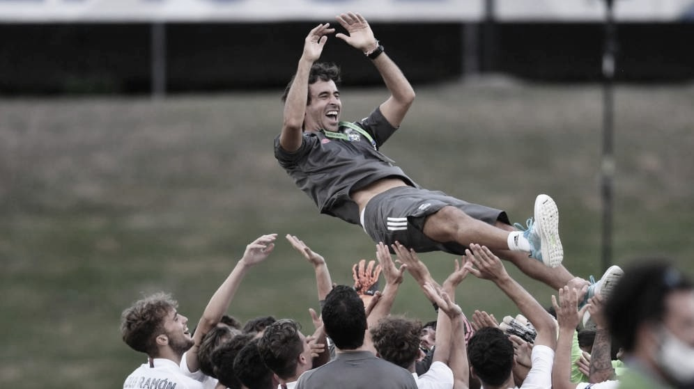 Raúl es la segunda persona en ganar como jugador y entrenador