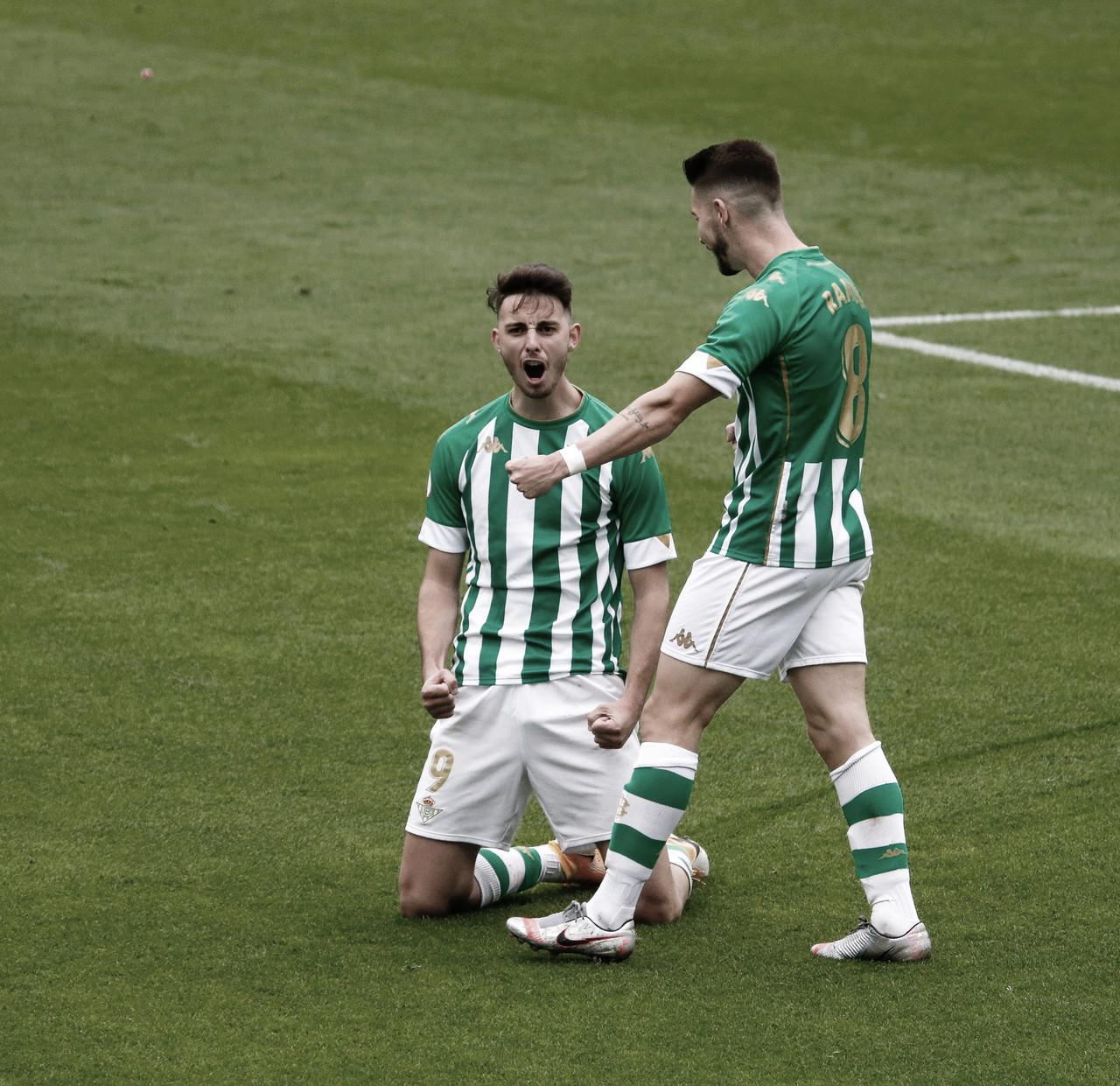 Betis Deportivo 1 Poli Ejido 0 : una vez más, Raúl