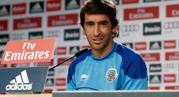 """Raúl: """"Volver al Real Madrid siempre está en mi pensamiento"""""""