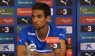 Raúl Rodríguez: ''Es muy pronto para hablar de objetivos''