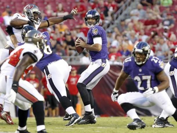 Baltimore se apoya en sus 'Special teams' para derrotar a los Buccaneers