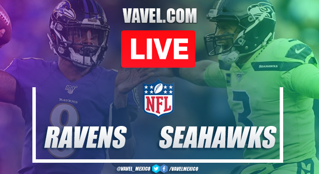 Baltimore Ravens vs Seattle Seahawks: Live Stream Online TV Updates and How to Watch NFL 2019 (0-0)