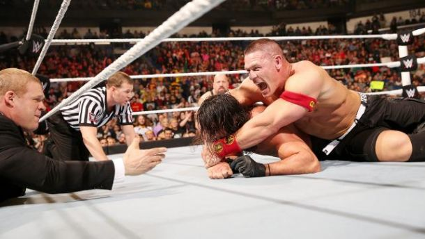 Monday Night Raw Review 1/12/15