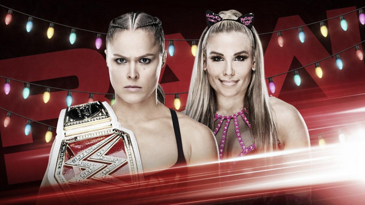 Previa Monday Night RAW 24 de diciembre de 2018: Especial Navidad