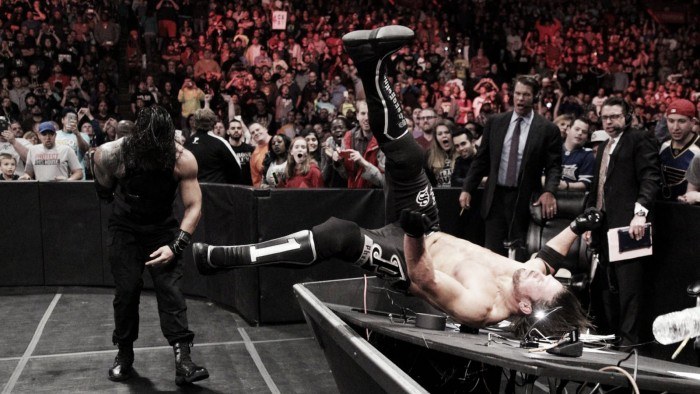 RAW Review 5/2/16