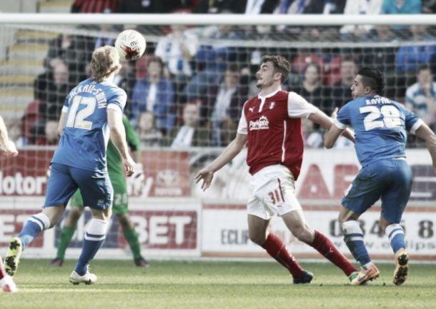 Sanción de tres puntos para el Rotherham United