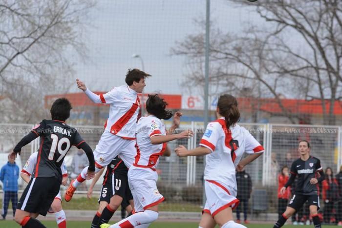 Primera División Femenina: Vallecas comprime la liga
