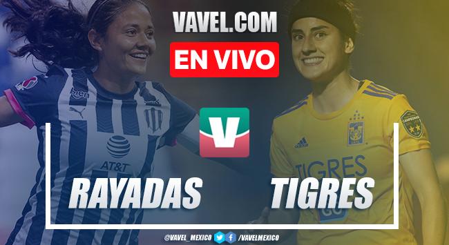 Goles y Resumen del Rayadas 1-0 Tigres en Final Liga MX Femenil