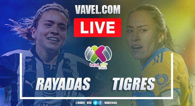 Goals and highlights: Rayadas Monterrey 2-2 Tigres in Clasico Regio Femenil Guard1anes 2021