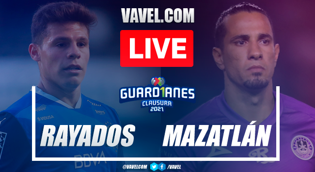 Goal and highlights: Monterrey 1-0 Mazatlan Liga MX Guardianes 2021