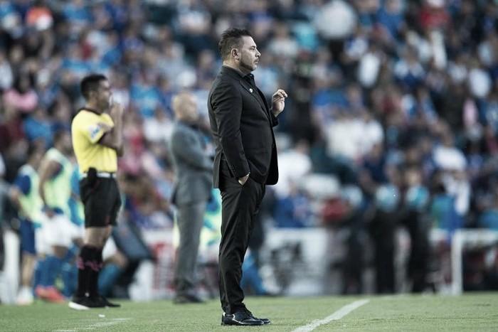 """Antonio Mohamed: """"Fuimos justos ganadores"""""""