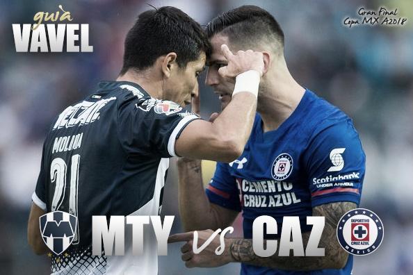 Monterrey vs Cruz Azul: cómo y dónde ver la Final Copa MX, canal y horario TV