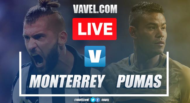 Rayados Monterrey vs Pumas: Live Stream and Score Updates