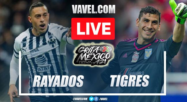 Goals and Highlights: Monterrey 2-2 Tigres in Liga MX 2021