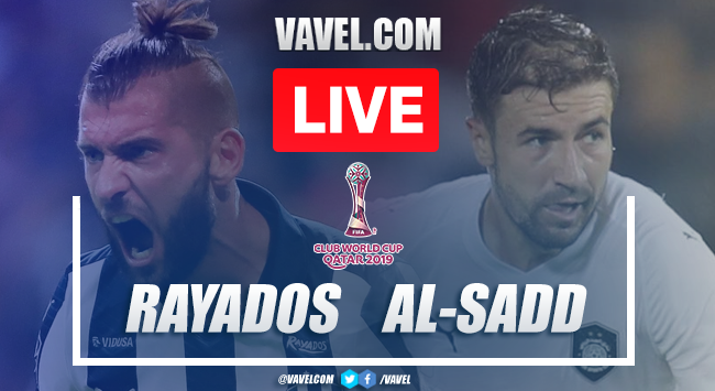 Goals and Highlights: Monterrey 3-2 Al Sadd, 2019 Club World Cup
