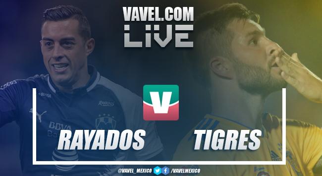 Resumen y goles del partido Monterrey 1-1 Tigres de la Concachampions 2019