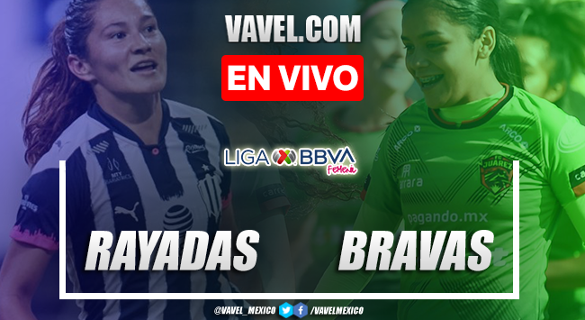 Goles y resumen del Rayadas Monterrey 2-0 FC Juárez Femenil en Liga MX Femenil 2021