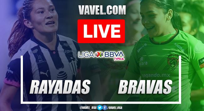 Goals and Highlights: Rayadas Monterrey 2-0 FC Juárez in Liga BBVAMX Femenil 2021
