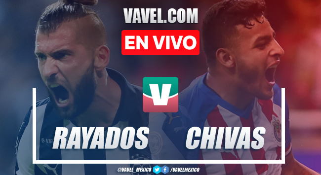 Rayados de Monterrey vs Chivas de Guadalajara en vivo cómo ver transmisión TV online en Liga MX 2019 (0-0)