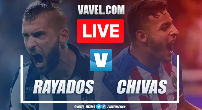 Rayados Monterrey vs Chivas Guadalajara: Live Stream Online TV Updates and How to Watch Liga MX 2019 (0-0)