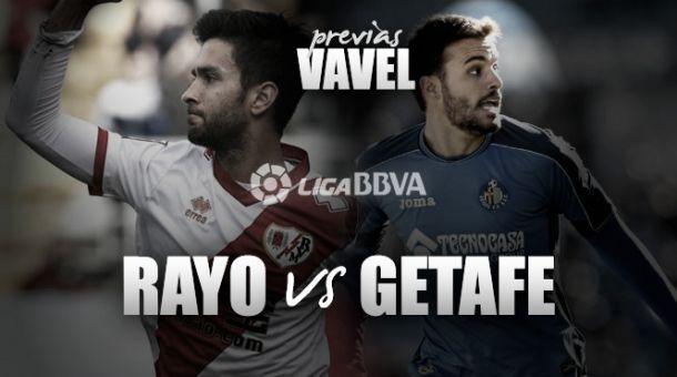 Rayo Vallecano - Getafe CF: certificar el bronce madrileño