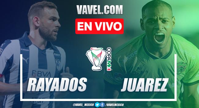 Resumen y penales: Rayados de Monterrey 2-0 FC Juárez, 2020 Copa MX