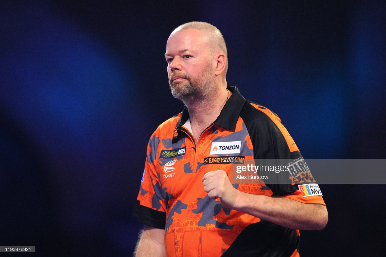 Darts: Raymond van Barneveld Secures First PDC Title In Eight Years at PDC Super Series