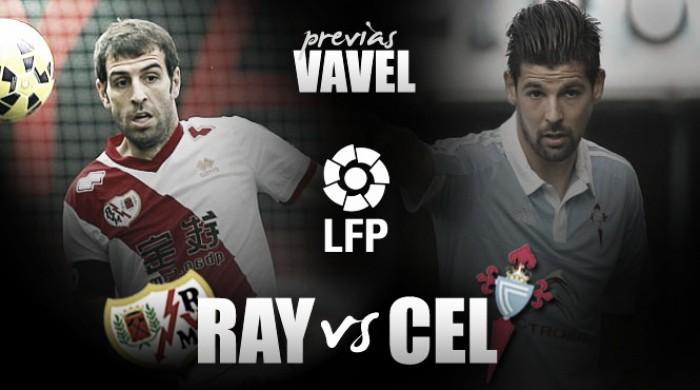 Rayo Vallecano - Celta: Con un ojo en la Copa