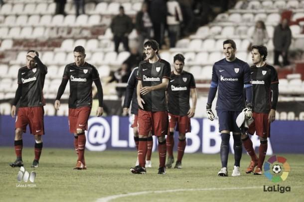 Rayo - Athletic: puntuaciones del Athletic, jornada 13 de laLiga BBVA
