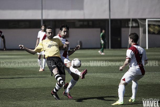 Rayo Vallecano B 4-0 UM Escobedo: ¡Que pase el siguiente!